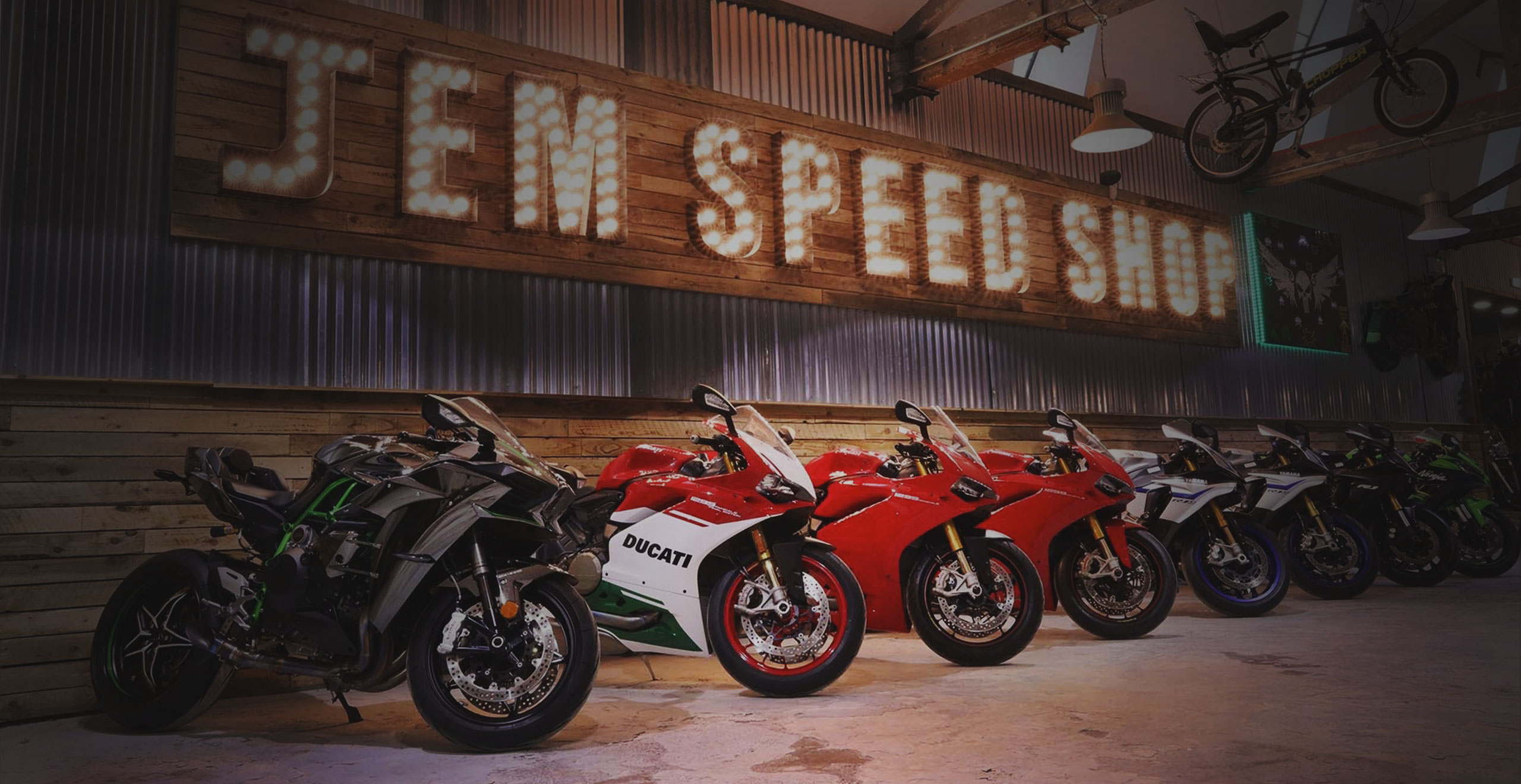 Welcome to Jem Speed Shop